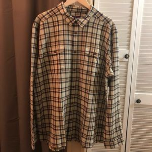 Patagonia M's Organic Cotton Button up